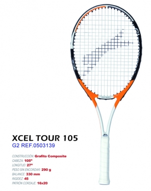 XCELL TOUR 105